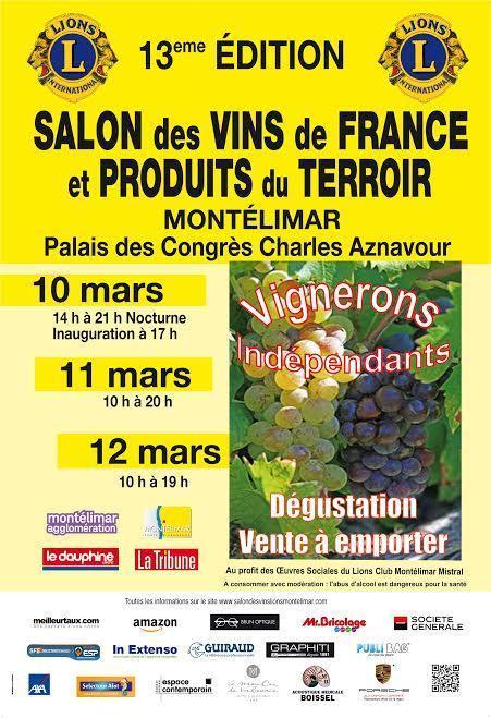 Salon des vins de mont limar - Le salon montelimar ...